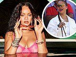 Rihanna has 'axed plans for her ninth album to concentrate on a skincare range'