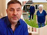 David Williams reveals mum Kathleen, 77, has received her first Covid vaccine