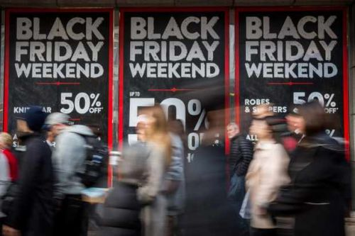 When is Black Friday 2019 in the UK? When and where to look for the best deals