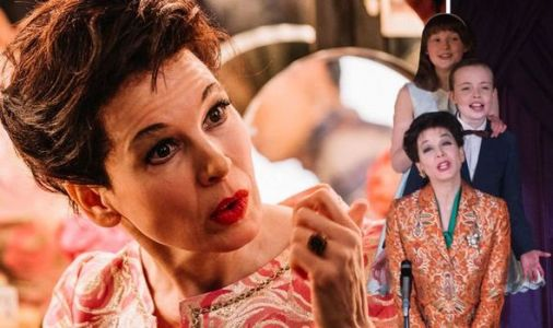 Judy transformation: How Renee Zellweger became icon Judy Garland for Oscar movie