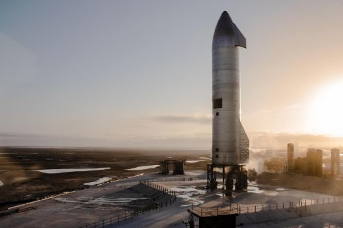 SpaceX plans Starship test flight today