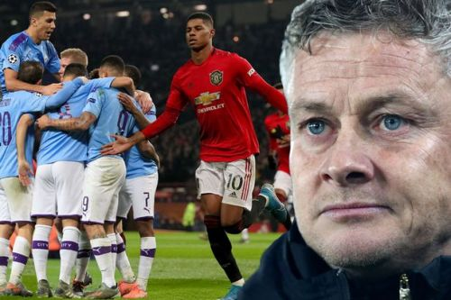 Manchester derby predictions as Mirror Football writers look ahead to Man City vs Man Utd