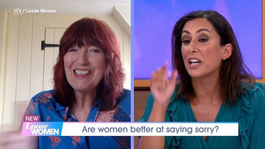 Saira Khan in furious row with Janet Street Porter as close friend's dad dies during coronavirus crisis