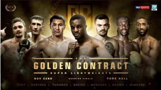 Boxing on TV this weekend: Ohara Davies kicks off action, Deontay Wilder's Ortiz rematch, Callum Smith vs John Ryder