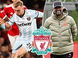 Liverpool 'fail with first offer of £20m' for Jarred Bowen