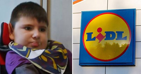 Boy, 10, left paralysed by contaminated Lidl burger dies after eight years