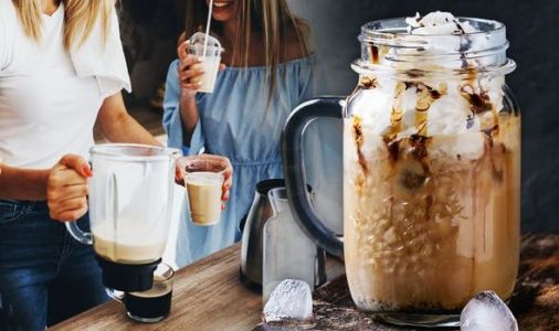 Iced coffee recipe: How to make a Frappuccino in five minutes