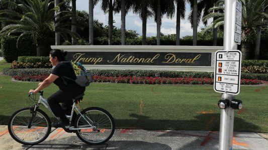 Trump drops plans to hold G7 summit at his Miami golf resort