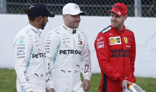 Sebastian Vettel opens up on Mercedes move to replace Lewis Hamilton or Valtteri Bottas