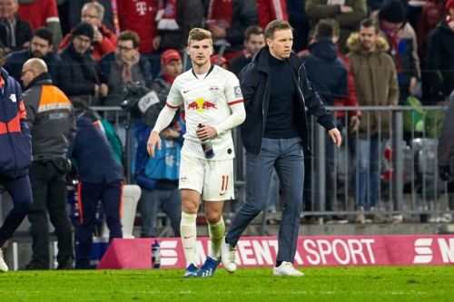 Julian Nagelsmann's comments on Timo Werner could concern Chelsea fans
