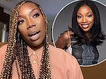 Brandy talks about her experience with early fame