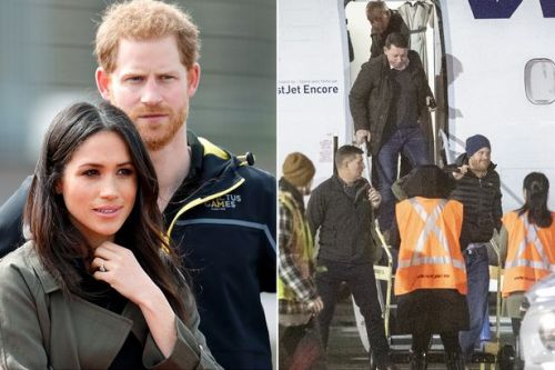 Meghan Markle and Harry's £20million-a-year security bill sparks fury over who pays