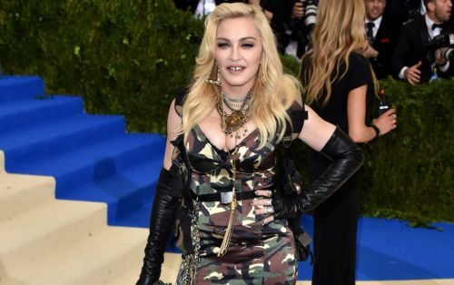Madonna so bored at home that she's writing a secret screenplay with Juno writer Diablo Cody