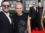 Golden Globes 2020: Ricky Gervais cosies up to his girlfriend Jane Fallon at the 77th annual awards