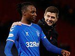 Alfredo Morelos hails Rangers boss Gerrard for 'protecting me from headlines' amid Lille interest