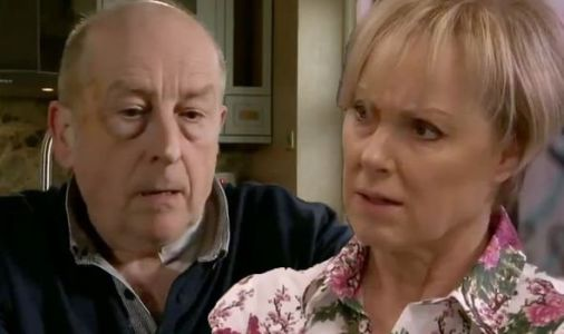 Coronation Street spoilers: Geoff Metcalfe 'exposed' as Sally finds incriminating evidence