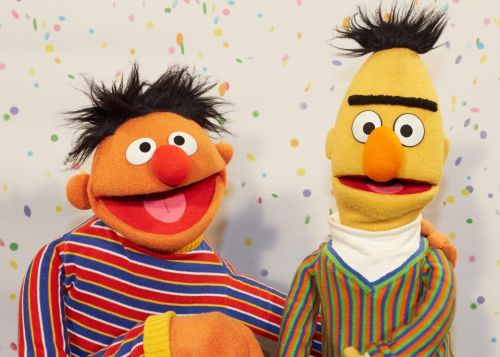 Bert and Ernie Sesame Street writer finally ends decades of speculation about whether live-in characters are gay