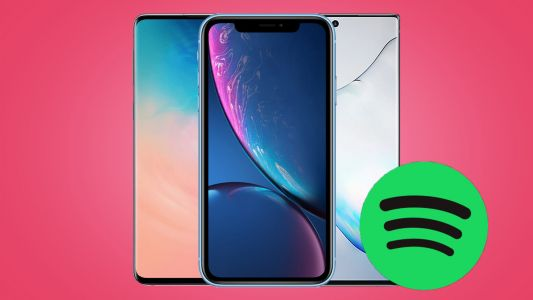 Get a free month of Spotify with these melodic O2 mobile phone deals