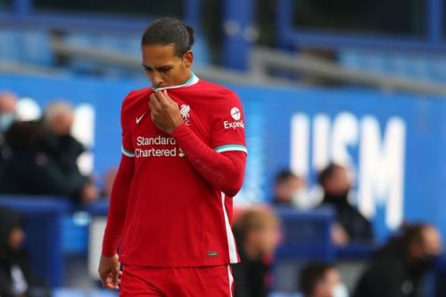 Van Dijk sends message to his Liverpool teammates after suffering ACL injury