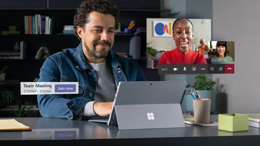 Video conferencing apps saw record downloads in just one week