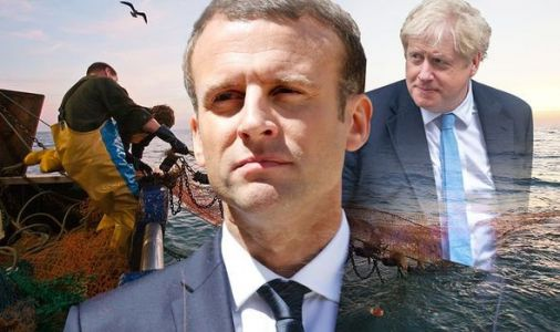 EU fisheries row: French fishermen warn 'we're coming for your fish' post-Brexit