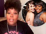 Glee star Amber Riley says she 'doesn't give a s***' about Lea Michele drama amid protests