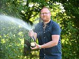 Electrician father-of-one, 31, wins £1million when he buys Euromillions lottery ticket