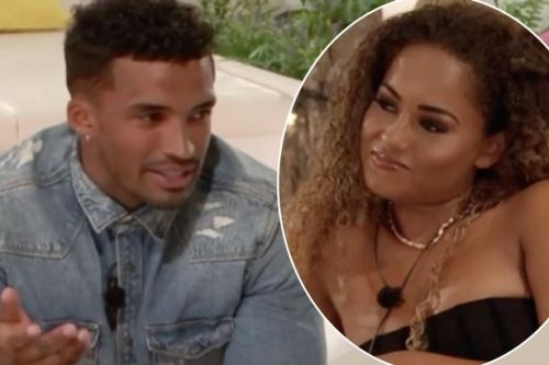 Love Island: Amber REACTS as Michael admits he still has feelings for her: 'Why would you do that?'