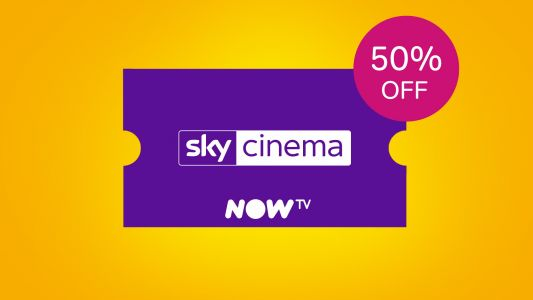 Film fans - this cheap Now Broadband deal gets you 50% off all Sky Cinema channels