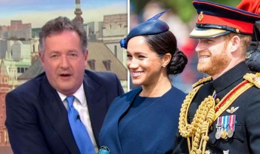 ITV GMB: Piers Morgan hits out at Meghan Markle over £2.4million house renovations