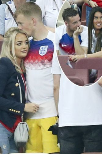 World Cup 2018: England heroes consoled by WAGs in emotional images following Croatia smash