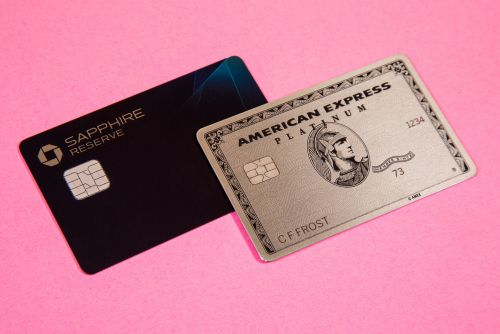 American Express Platinum versus the Chase Sapphire Reserve: Which premium credit card is right for you?