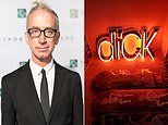 Andy Dick sobs over a man who shot himself in the head inside of the comedian's L.A. art studio