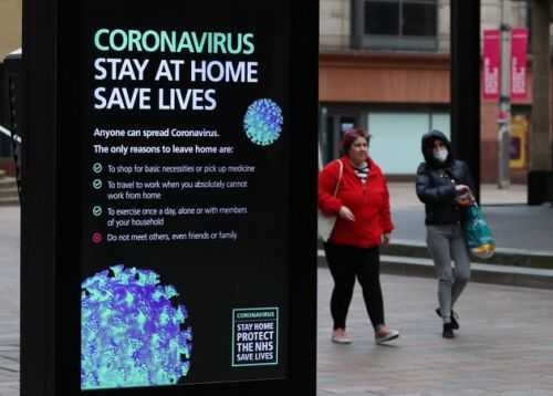 NHS To Send Coronavirus 'Check-In' Text To Those In Self Isolation