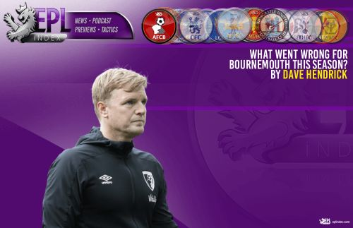 What went wrong for Bournemouth this season?