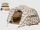 Gucci x Northface release a £2,560 TENT and a £865 sleeping bag