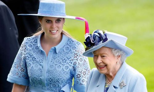 The Queen sends sweet birthday message to granddaughter Princess Beatrice
