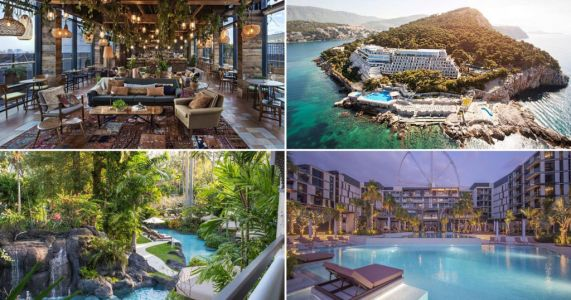These are the top hotels we've been dreaming of visiting for 2021