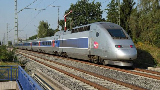 TGV transforms into high-speed ambulance