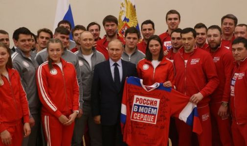 Russia banned from all global sport including 2020 OIympics and 2022 World Cup