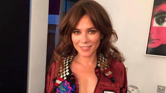 Anna Friel's so at home in Belfast, the city her dad's family hails from