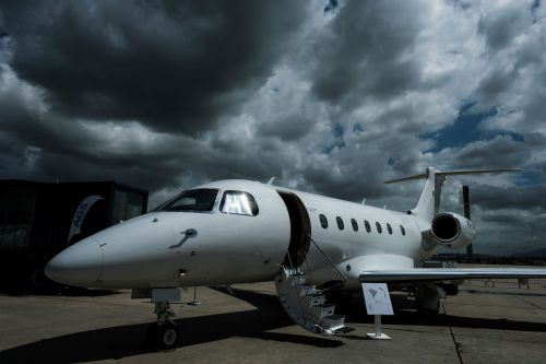 French authorities reportedly turned away a private jet on its way to a luxury villa despite the coronavirus pandemic