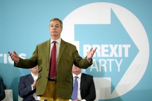 Nigel Farage accuses Tories of 'Venezuelan style' intimidation tactics against Brexit Party