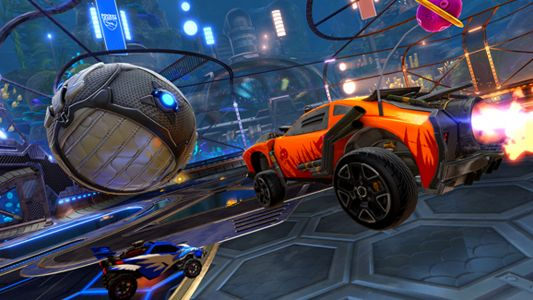Rocket League is free from the Epic Games Store, and you'll get a $10 voucher just for downloading it