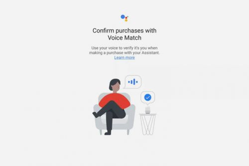 New Google Assistant test uses your voice to verify your identity when purchasing