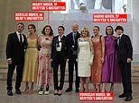 Here come the Biden girls! President's granddaughters become overnight fashion hits