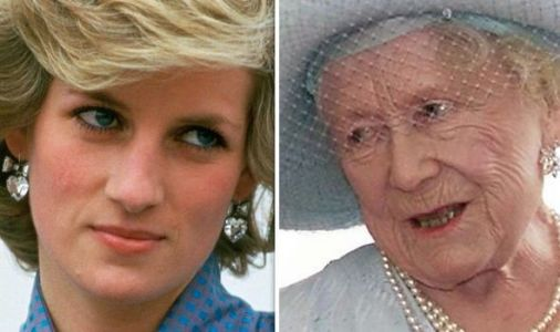 Royal heartbreak: How Queen Mother 'drove wedge between Diana and Royal Family'