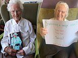 Great- grandmother, 108, shares her tips for getting through a global pandemic