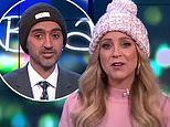 Waleed Aly, Peter Helliar and Tommy Little support Carrie Bickmore's Beanies 4 Brain Cancer