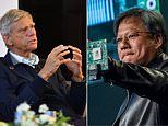 Nvidia hits out at bid to block deal for tech giant Arm
